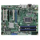IMB210 - ATX Industrial Motherboard with LGA1150 Socket Intel® Xeon® E3-v3 Processor, Intel® C226, ECC DDR3, USB 3.0, SATA 3.0, Dual LANs, DisplayPort/DVI-I/HDMI and CFast™