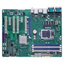 IMB211 - ATX Industrial Motherboard with LGA1150 Socket 4th Gen Intel® Core™ Processor, Intel® Q87, USB 3.0, SATA 3.0, Dual LANs, DisplayPort/VGA/HDMI and mSATA
