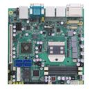 MANO111 - Mini-ITX SBC with AMD Embedded R-Series APU, AMD A75, DDR3, USB 3.0, LVDS/DisplayPort/DVI-D and Dual LANs
