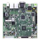 MANO830 - Mini-ITX SBC with Intel® Atom™ D2550/N2600, Intel® NM10, VGA/HDMI/LVDS, Mini PCIe Card, PCIe x1 and HD Audio