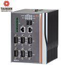 rBOX101-6COM(ATEX) - ATEX Anti-Explosion Certified Robust Din-rail Fanless Embedded System