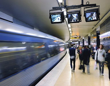 Public transportation system safety is an important modern issue, with concerns about terrorist attacks affecting the lives and property of citizens. Axiomtek's railway PCs, which are able to inte...