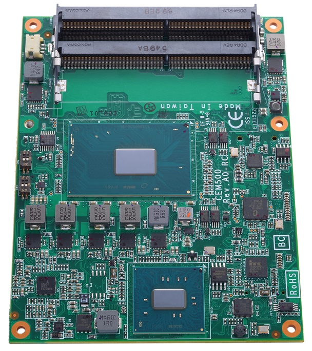 COM Express Type 6 board